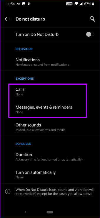Disable Notifications While Playing Games on Android, WPFaqhub