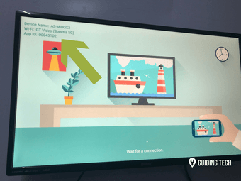 Mirror Your iPhone Screen on Android TV, WPFaqhub