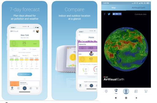 Best Air Quality Apps To Check Air Status Of Any Location, WPFaqhub