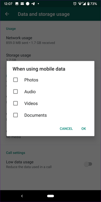 Delete All Photos from WhatsApp Group on Android and iPhone, WPFaqhub