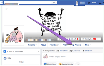 The Complete Guide to Facebook Story Archive, WPFaqhub