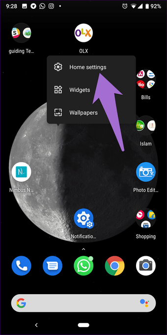 Fix Overview Selection Not Working on Android 9.0 Pie, WPFaqhub