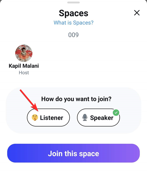 Listen to Twitter Spaces,twitter spaces android,twitter spaces on desktop, WPFaqhub