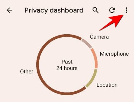 Steps to Find Which Apps Used Your Personal Data Recently on Android 12, WPFaqhub
